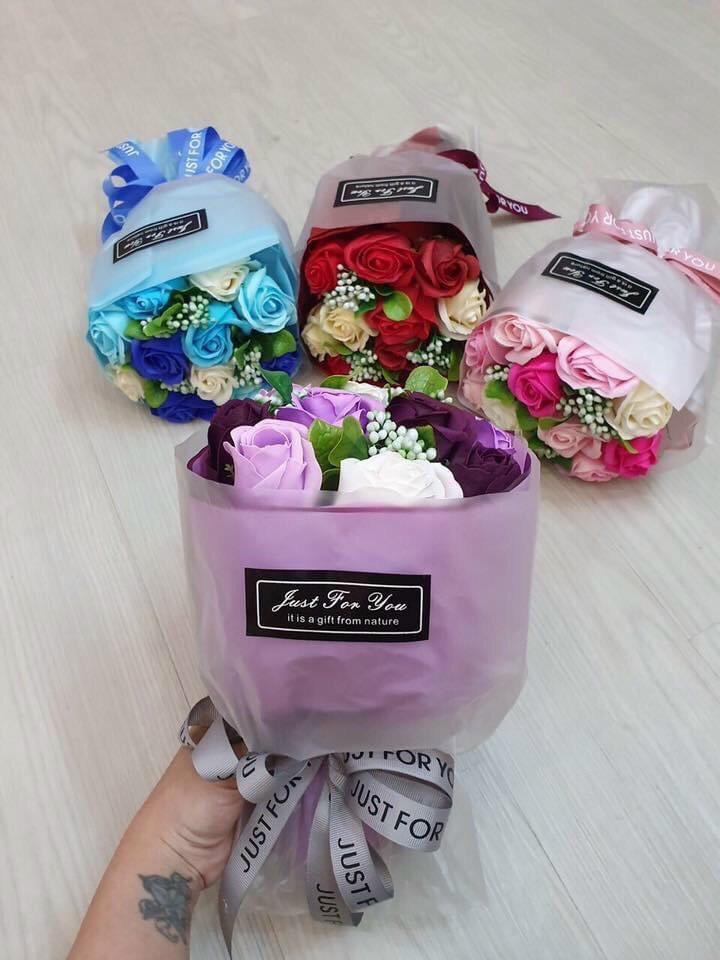 Quà tặng hoa sáp 20-10