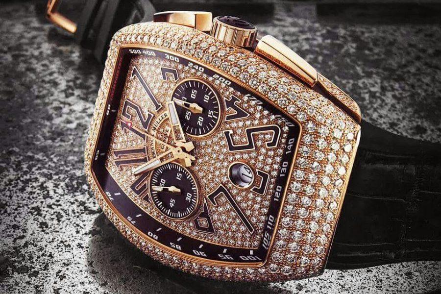 6 giá trị tất yếu của đồng hồ Franck Muller