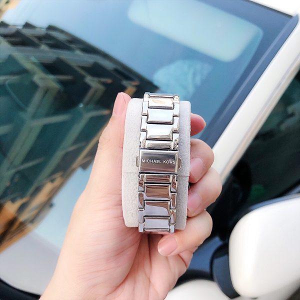 Đồng hồ Michael Kors nữ dây kim loạiz