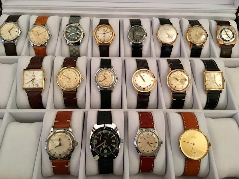 Những lưu ý khi mua đồng hồ Tissot cũ