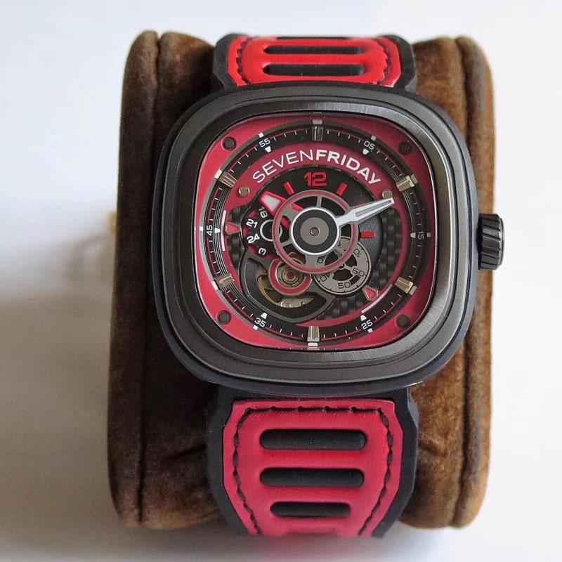 thương hiệu đồng hồ sevenfriday