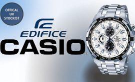 Đánh giá đồng hồ casio edifice