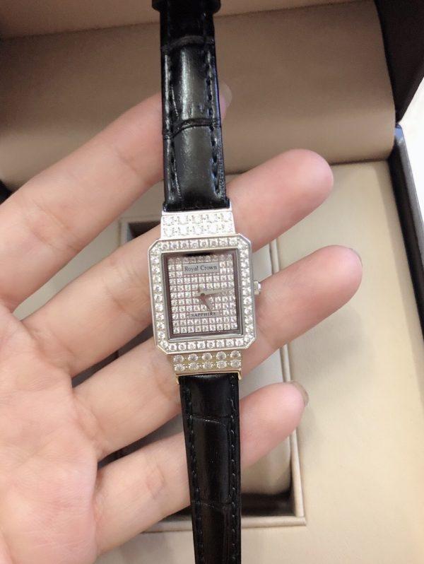 Đồng hồ đôi đẹp đính đá