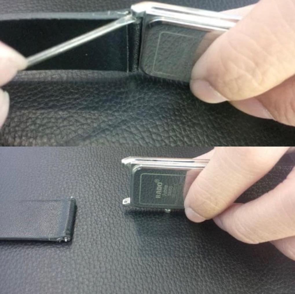 Cách thay dây đồng hồ đơn giản tại nhà