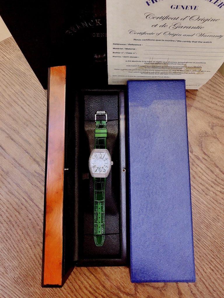 Đồng hồ Franck Muller nữ V32