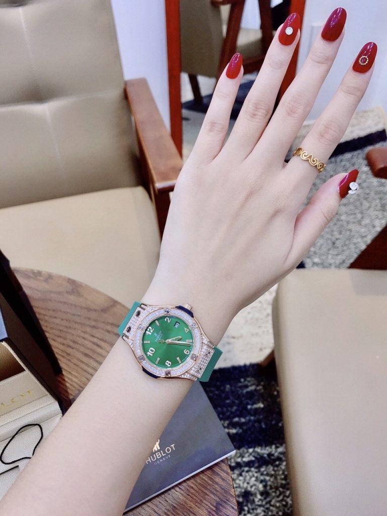 Đồng hồ Hublot nữ đẹp nhất