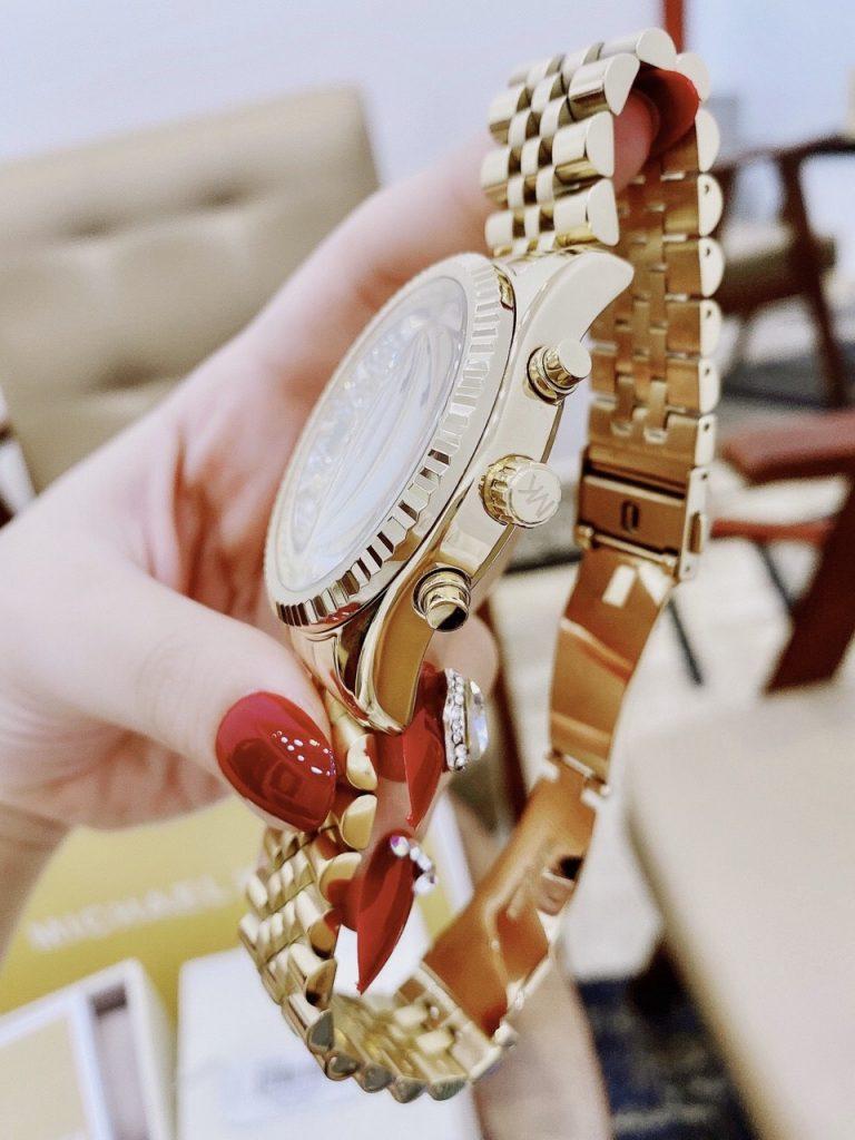 Đồng hồ Michael Kors nam mặt tròn