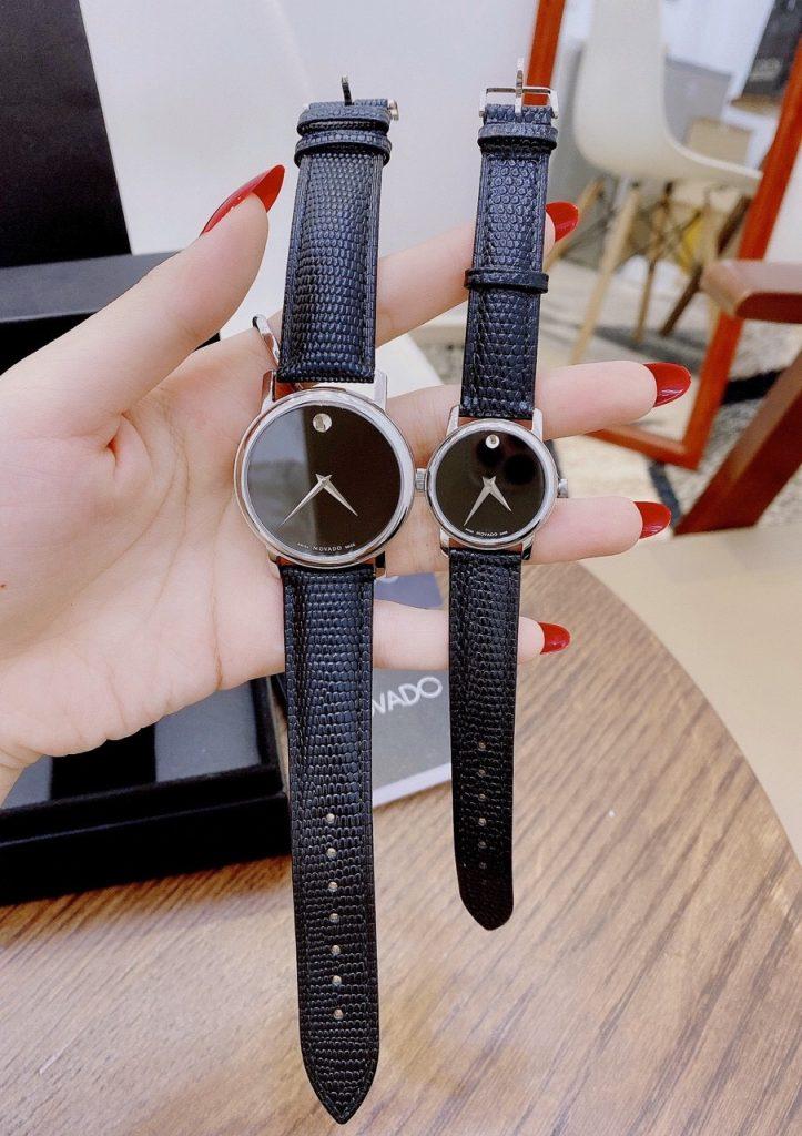 Đồng hồ Movado cặp