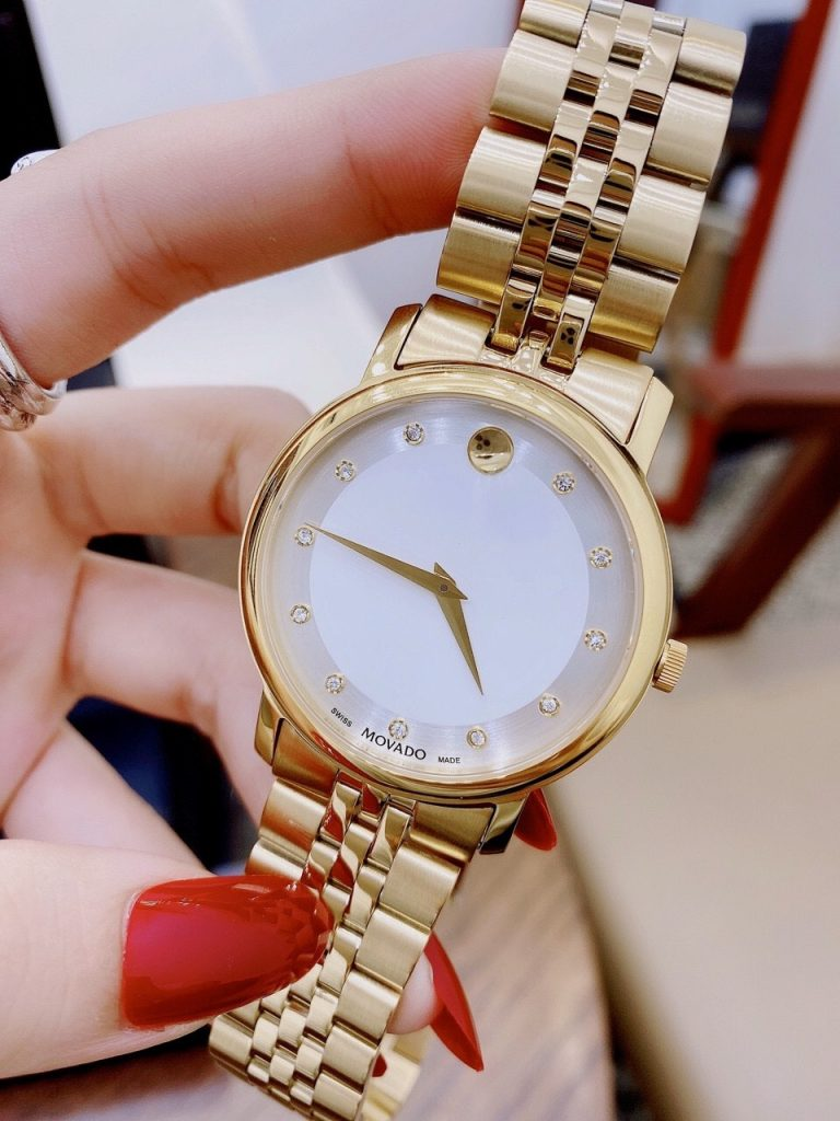 Đồng hồ Movado nữ