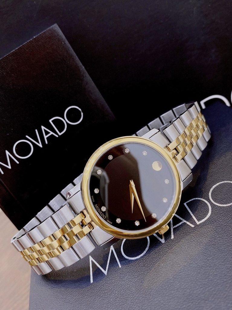 Đồng hồ Movado nam