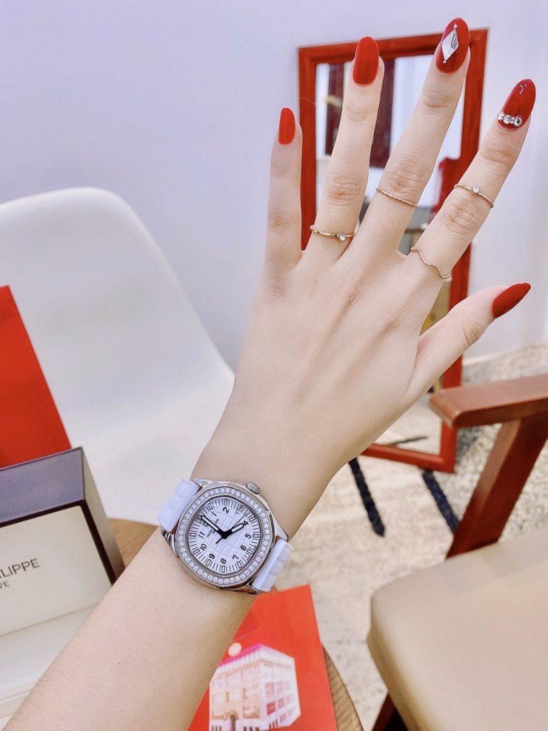 Đồng hồ Patek Philippe nữ đính đá