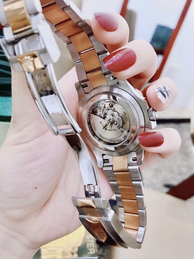 Đồng hồ Rolex nam chạy cơ