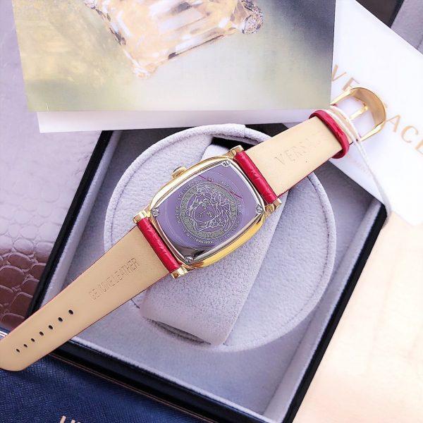Đồng hồ Versace nữ dây da 1