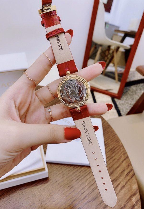 Đồng hồ Versace nữ mặt xoay