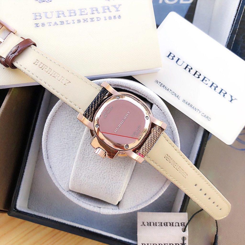 Đồng hồ burberry nữ 1