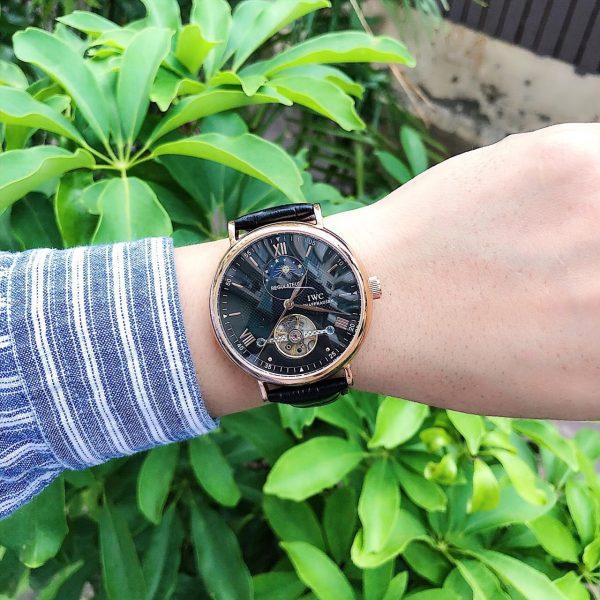Đồng hồ cơ nam IWC