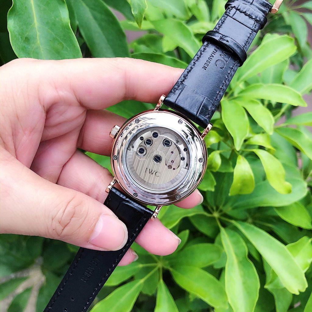 Đồng hồ cơ nam Nhật