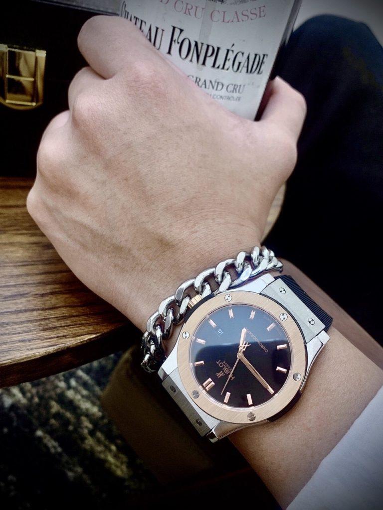4 lý do nam giới nên sở hữu một chiếc đồng hồ đeo tay