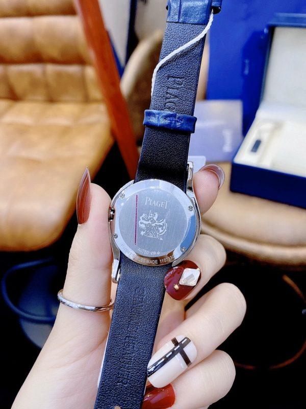 Đồng hồ Piaget nữ mặt tròn