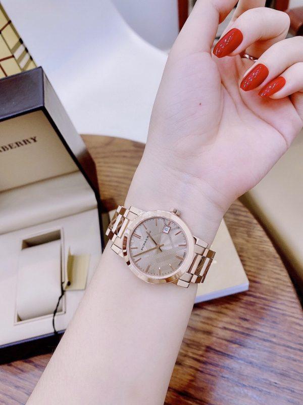 Đồng hồ Burberry nữ BU9146