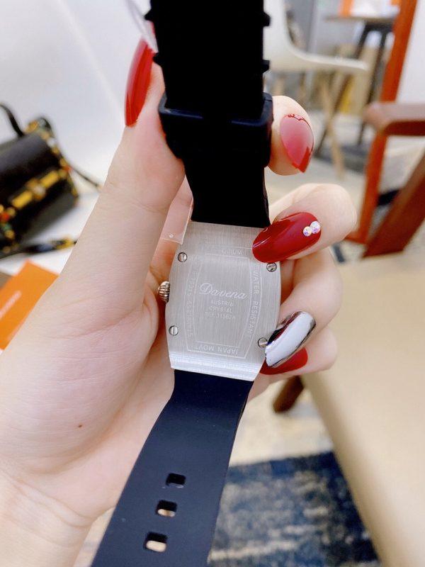 Đồng hồ Davena Austria Crystal