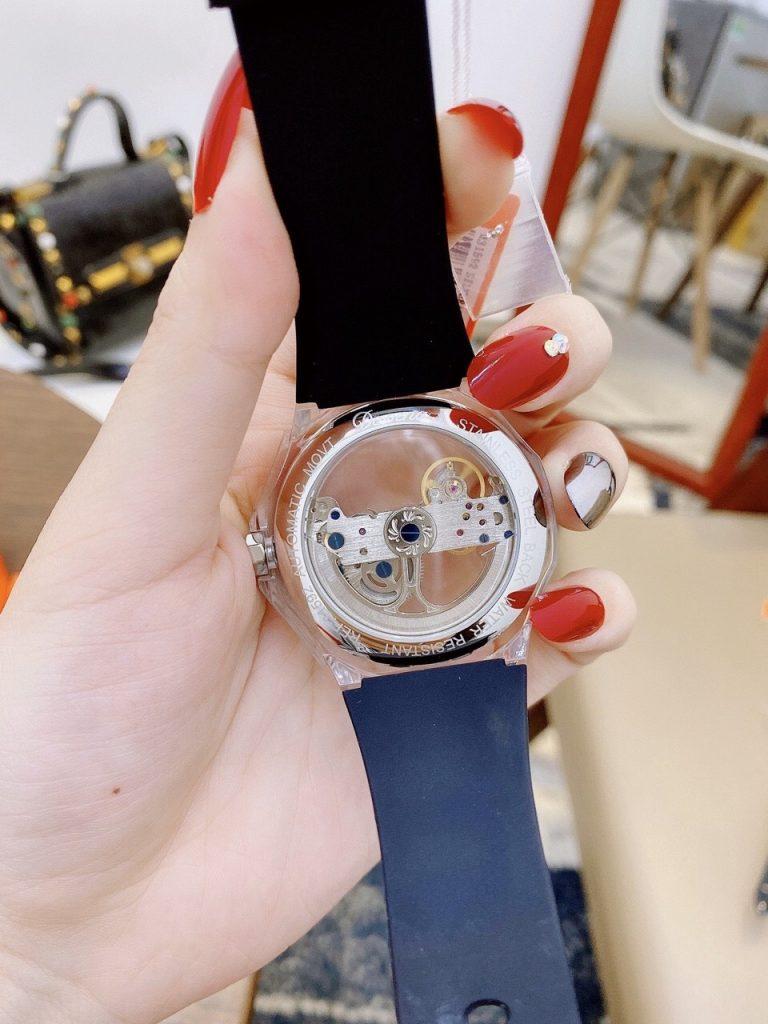 Đồng hồ Davena máy cơ