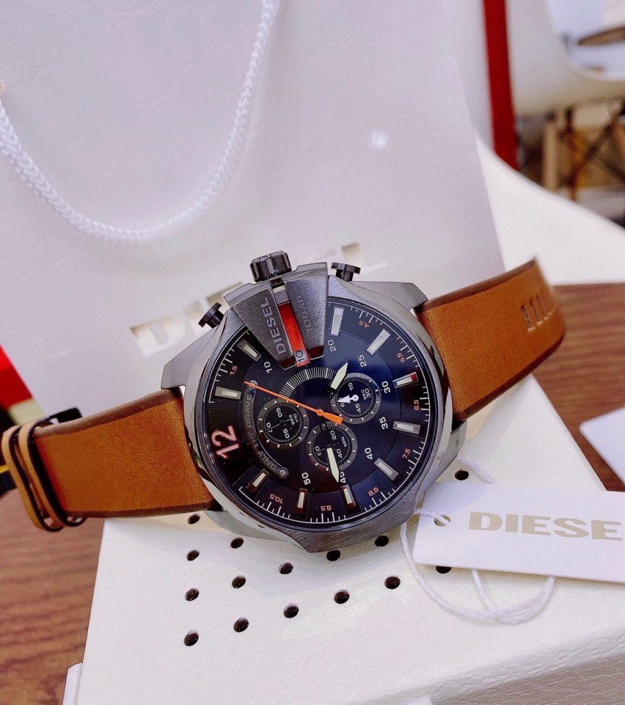Đồng hồ Diesel DZ4338