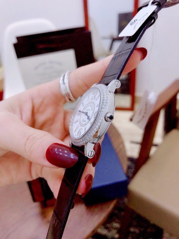 Đồng hồ Franck Muller nữ dây da