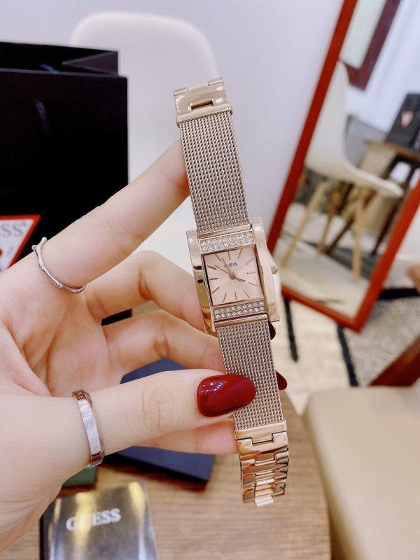 Đồng hồ Guess nữ mặt vuông