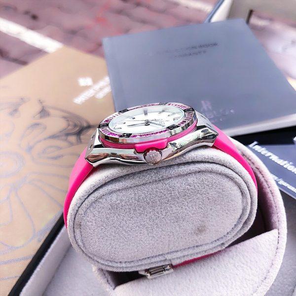 Đồng hồ Hublot nữ màu hồng