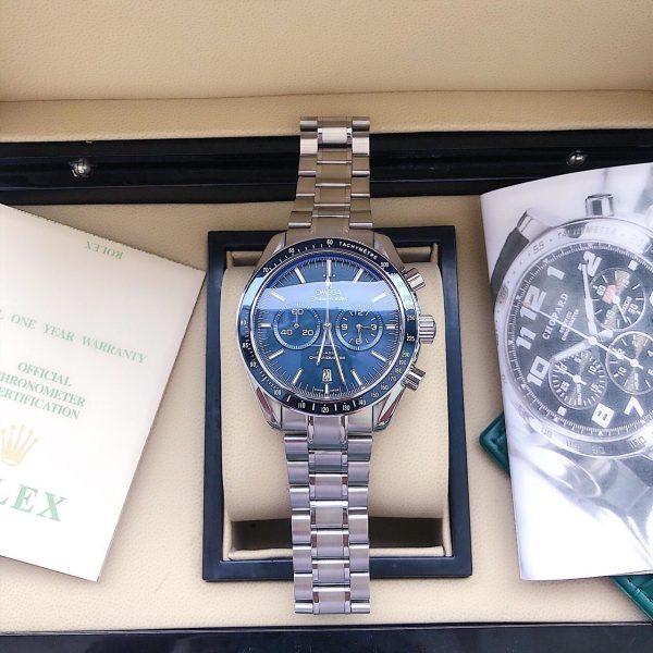 Đồng hồ Omega nam máy nhật