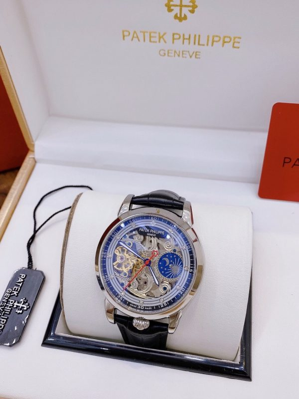 Đồng hồ Patek Philippe cơ lộ máy