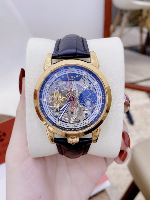 Đồng hồ Patek Philippe máy nhật