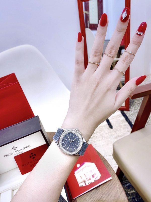 Đồng hồ Patek Philippe nữ mặt vuông