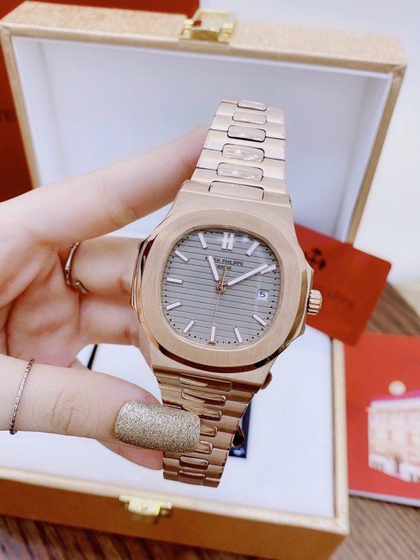 Đồng hồ Patek Philippe nautilus