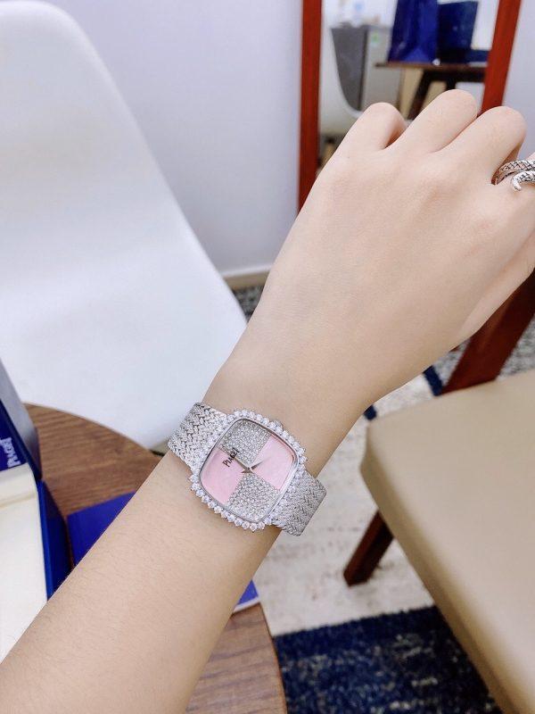 Đồng hồ Piaget đính đá