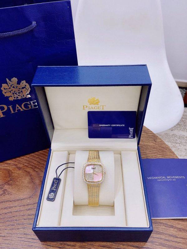 Đồng hồ Piaget dây kim loại