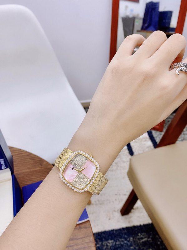Đồng hồ Piaget full đá