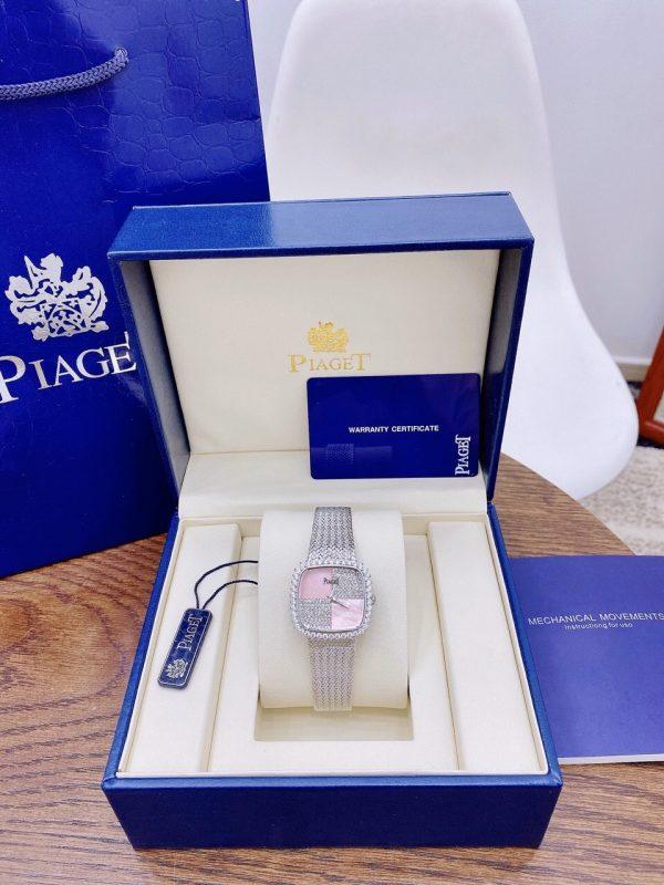 Đồng hồ Piaget mặt vuông