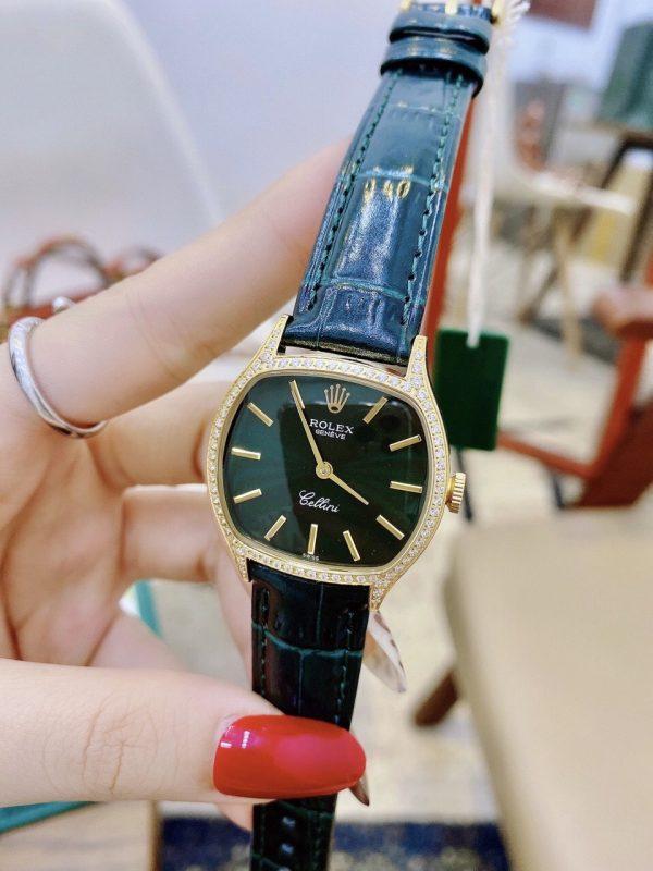 Đồng hồ Rolex nữ đính đá