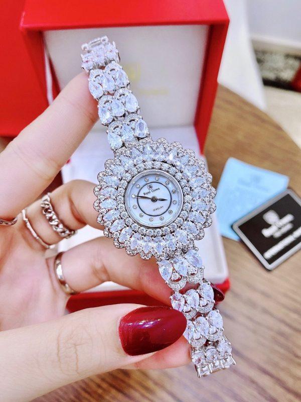 Đồng hồ Royal Crown đính đá