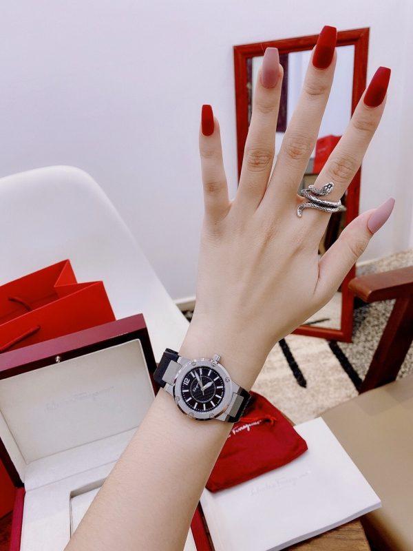 Đồng hồ Salvatore Ferragamo f80 classic