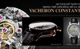 Đồng hồ Vacheron Constantin của nước nào