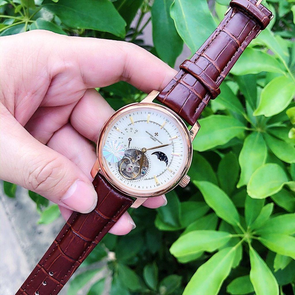 Đồng hồ Vacheron Constantin máy nhật