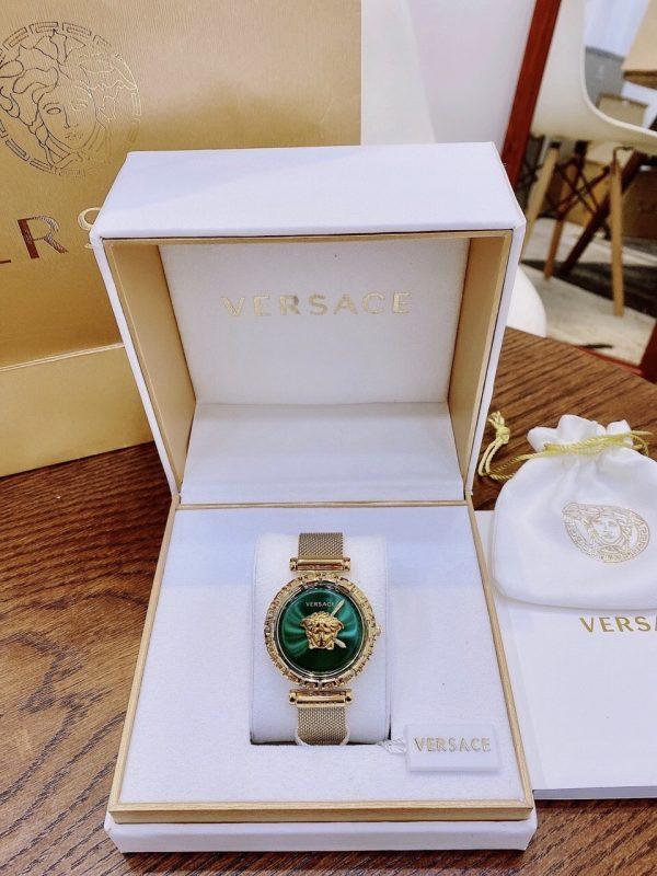 Đồng hồ Versace nữ dây thép