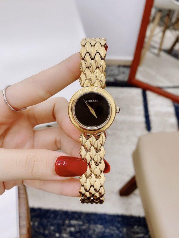 Đồng hồ Versace nữ màu vàng