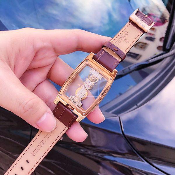 Đồng hồ cơ nam cót tay