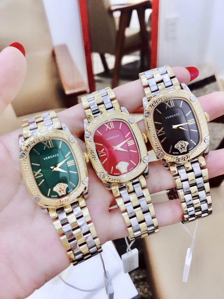 Đồng hồ nữ đẹp dây kim loại