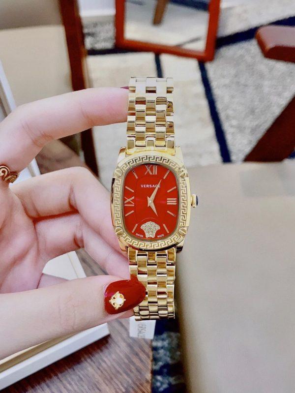 Đồng hồ nữ kim loại