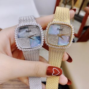 Đồng hồ nữ mặt vuông